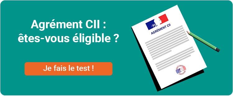 Simulateur agrément CII