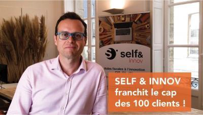 SELF & INNOV franchit le cap des 100 clients