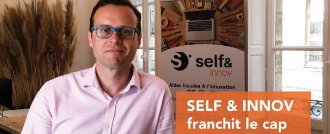SELF & INNOV franchit le cap des 100 clients