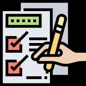 déclaration CIR check-list