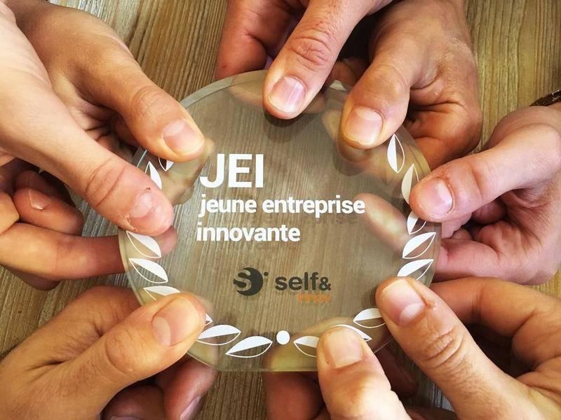 Trophée JEI SELF & INNOV