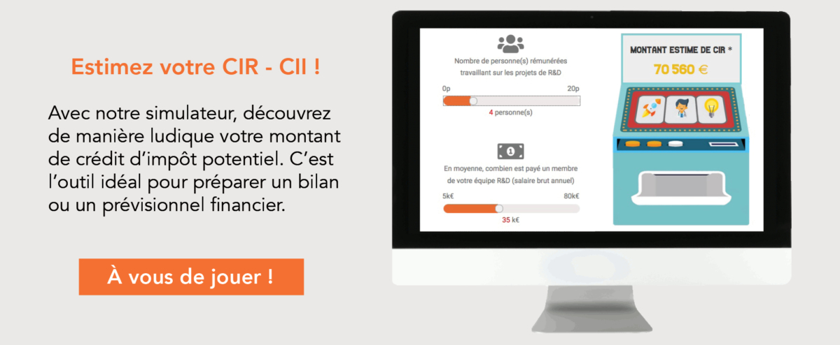 CTA Simulateur CIR-CII