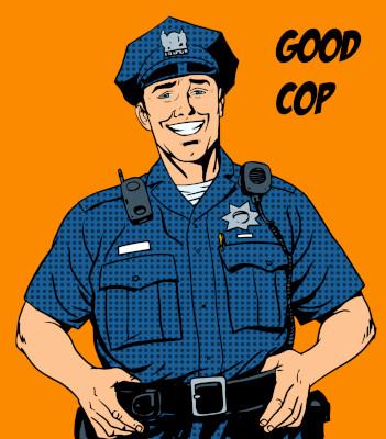 Image Good cop