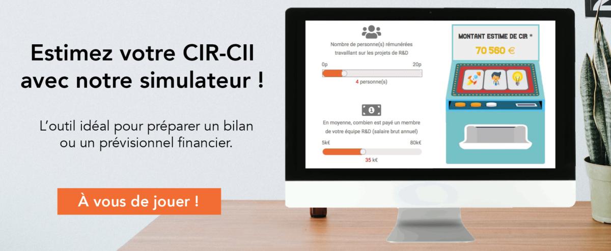 simulateur CIR CII