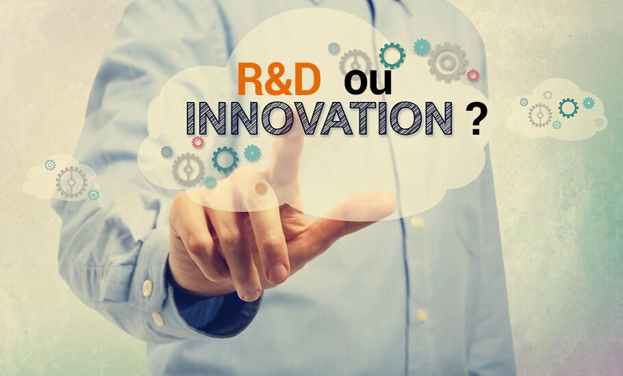 Mal appréhender la notion de R&D