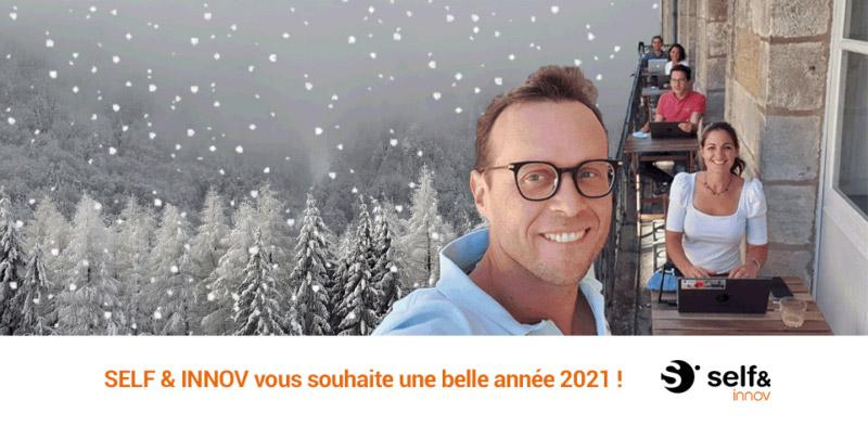 Vidéo vœux 2021