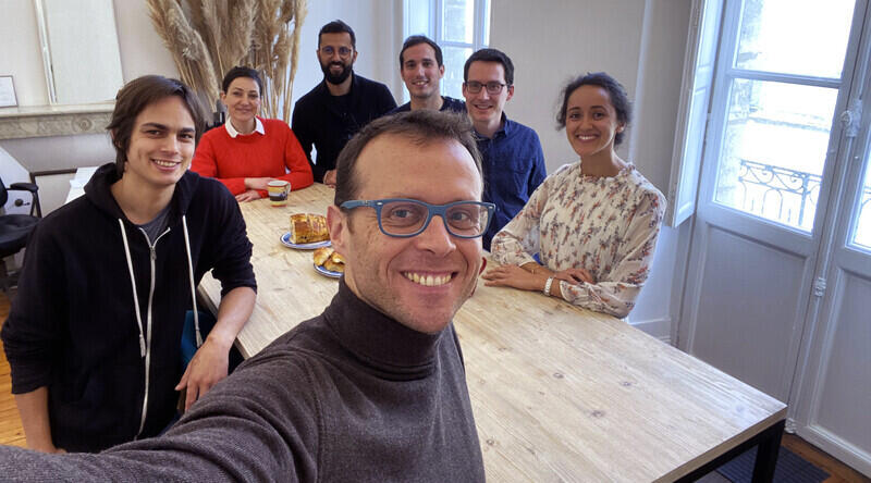 Photo d'équipe SELF & INNOV (selfie)