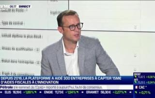 Self & Innov dans BFM Business